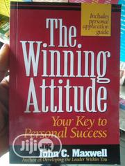 The Winning Attitude | Books & Games for sale in Lagos State, Ojo