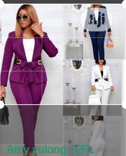 New Female Quality Trouser Suit | Clothing for sale in Lagos State, Ikeja