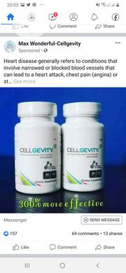 Cellgevity, MAXATP, MAXN-FUZE Meta - Switch for Sale   Vitamins & Supplements for sale in Abuja (FCT) State, Central Business District