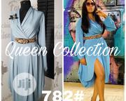 New in Female Gown With Belt | Clothing Accessories for sale in Lagos State, Ikeja
