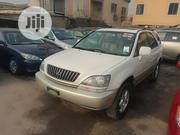 Lexus RX 2000 White   Cars for sale in Lagos State, Isolo