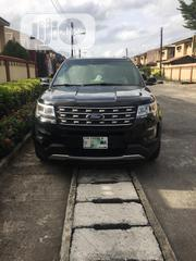 Ford Explorer 2017 Black | Cars for sale in Lagos State, Yaba