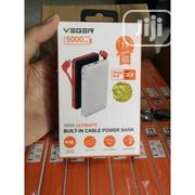 5000mah Real Capacity Powerbank Veger Ultimate Lcd Touch | Accessories for Mobile Phones & Tablets for sale in Lagos State, Ikeja