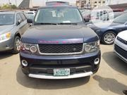 Land Rover Range Rover Sport 2009 Blue | Cars for sale in Lagos State, Amuwo-Odofin