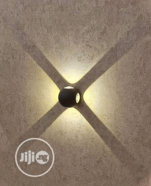 Led 4 Side Wall Lamp Used in Ur House and Home