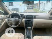 Toyota Corolla 2007 160i GLE Automatic Red | Cars for sale in Lagos State, Mushin
