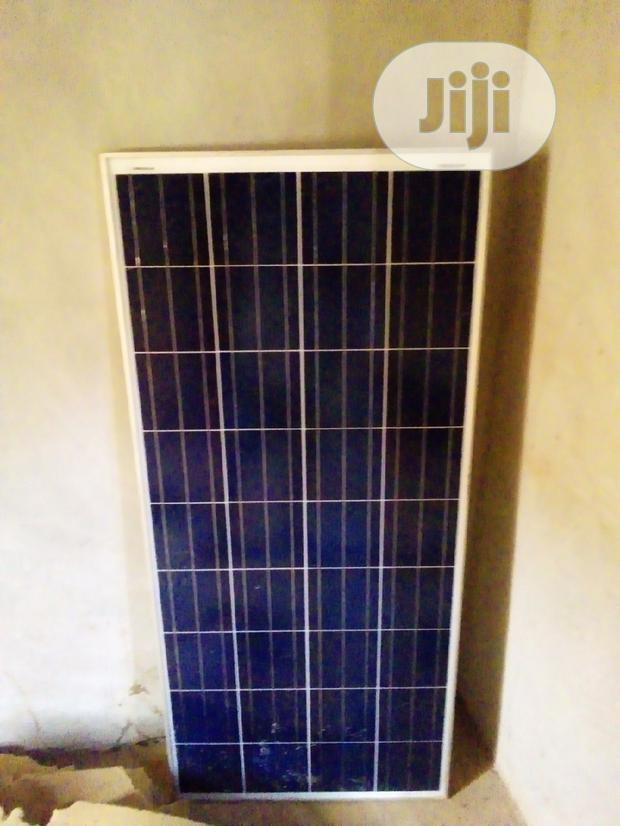 Archive: Solar Panel With Lion Battery