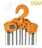 Manual Chain Block TOHO 15 Tons | Manufacturing Equipment for sale in Lagos State, Ikeja
