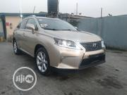 Lexus RX 2010 350 Gold | Cars for sale in Lagos State, Lekki Phase 1