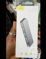 Harmonica 5 In 1 Usb Hub | Accessories for Mobile Phones & Tablets for sale in Lagos State, Ikeja