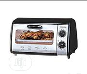 Master Chef 9ltr Toaster Oven _ Banking + Toasting + Grilling. | Kitchen Appliances for sale in Lagos State, Lagos Island