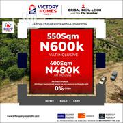 Sweet Villa Estates Victory Homes | Land & Plots For Sale for sale in Lagos State, Lagos Island
