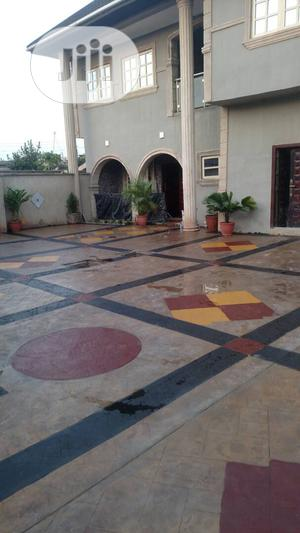 Outdoor Stamped Concrete Floors