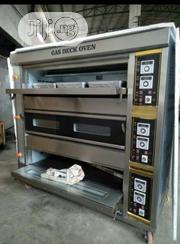 High Quality Industrial Gas Oven 3deck 9trays | Restaurant & Catering Equipment for sale in Lagos State, Ojo