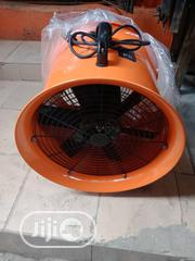 Original 12'' Portable Ventilated Industrial Fan | Manufacturing Equipment for sale in Lagos State, Apapa