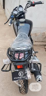 New Kymstone Husky 2019 Black | Motorcycles & Scooters for sale in Lagos State, Maryland