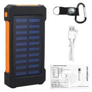 Solar Power Bank 8000mah Portable Solar Battery | Solar Energy for sale in Lagos State, Ikeja