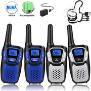 Topsung Walkie Talkies For Adult, Easy To Use Rechargeable Long Range | Audio & Music Equipment for sale in Lagos State, Ikeja