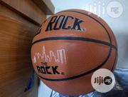 The Rock Basketball Brand New With Delivery Included | Sports Equipment for sale in Lagos State, Lekki Phase 2