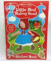 Little Red Riding Hood (Sticker and Activity Book) | Babies & Kids Accessories for sale in Lagos State, Yaba