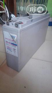 12V 180AH Deep Cycle Slim Shoto Battery | Home Appliances for sale in Lagos State, Ikeja