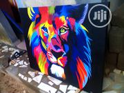 Lion Head Painting | Building & Trades Services for sale in Abuja (FCT) State, Asokoro