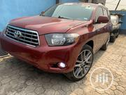 Toyota Highlander 2010 Limited Red   Cars for sale in Lagos State, Ikeja