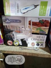 Quality Manual Meat Mincer/Grinder -size: 22   Kitchen Appliances for sale in Lagos State, Ojo