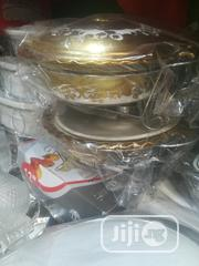 2 Set Of Dinner Dish With Cover | Kitchen & Dining for sale in Lagos State, Lagos Mainland