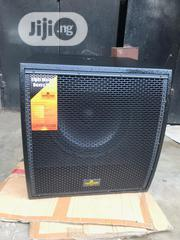 Luxury Single Subwoofer Sub 118b | Audio & Music Equipment for sale in Lagos State, Ojo