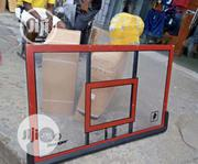 Basketball Glass With Ring And Net For A Pairs | Sports Equipment for sale in Lagos State, Lekki Phase 2