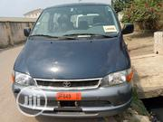 Tokunbo Toyota Hiace 2001 Dark Blue | Buses & Microbuses for sale in Lagos State, Oshodi-Isolo