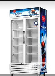 Display Double Doors Chiller ( Polystar) | Store Equipment for sale in Abuja (FCT) State, Central Business District