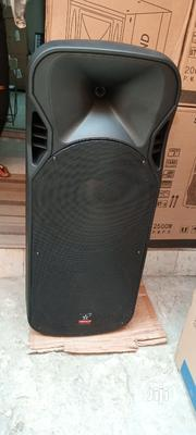 Rechargeable PA System Double 15 2 Mic | Audio & Music Equipment for sale in Lagos State, Ojo