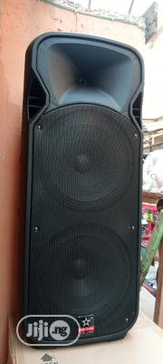 Rechargeable PA System Double 12 | Audio & Music Equipment for sale in Lagos State, Ojo