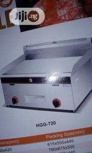 High Quality Industrial Gas Shawama Griddle 2burners   Restaurant & Catering Equipment for sale in Lagos State, Ojo