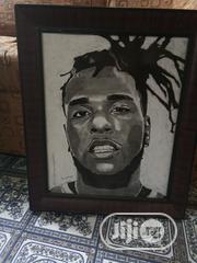 Burna Boy Portrait Drawing | Arts & Crafts for sale in Lagos State, Agege