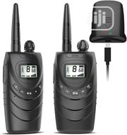 Rechargeable Walkie Talkies For Adults, 22 Channel FRS Long Range Walk | Audio & Music Equipment for sale in Lagos State, Ikeja