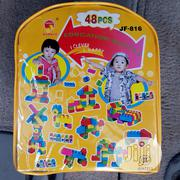 48 Pcs Building Blocks For Kids | Toys for sale in Lagos State, Gbagada