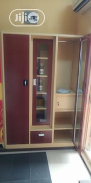 Metal Office Wardrobes With Mirrow And Bar | Furniture for sale in Lagos State, Ikoyi