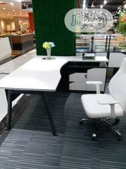 Wooden White Table | Furniture for sale in Lagos State, Ojo