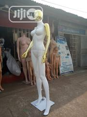 Gold And White Chrome Mannequin | Store Equipment for sale in Edo State, Benin City