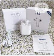 I12 Wireless Earbud | Headphones for sale in Lagos State, Ikeja