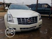 Cadillac CTS 2009 White | Cars for sale in Lagos State, Agege