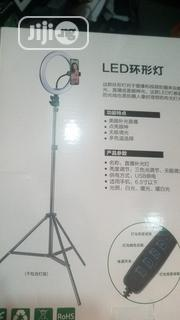 Camera Ringlight With Stand For Phone | Accessories & Supplies for Electronics for sale in Lagos State, Ikeja