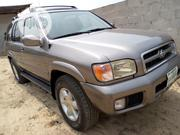 Nissan Pathfinder 2002 Gray | Cars for sale in Rivers State, Port-Harcourt