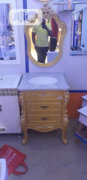 Cabinet Set With Mirror | Home Accessories for sale in Lagos State, Orile