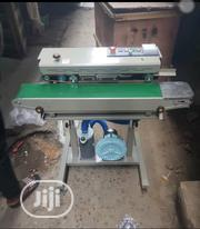 Nitrogen Air Sealing Machine | Manufacturing Equipment for sale in Lagos State, Ojo