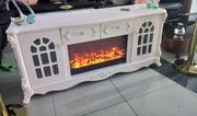 TV Stand With Fire Display | Furniture for sale in Lagos State, Ojo