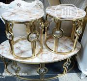 High Quality Table With Side Stools   Furniture for sale in Lagos State, Ojo
